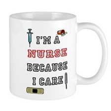 Nurse Small Mug
