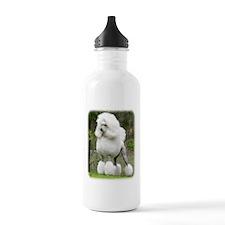 Poodle Standard 9Y199D-029 Water Bottle