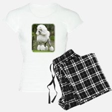 Poodle Standard 9Y199D-029 Pajamas