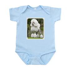 Poodle Standard 9Y199D-029 Infant Bodysuit