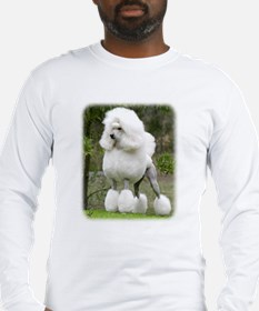 Poodle Standard 9Y199D-029 Long Sleeve T-Shirt