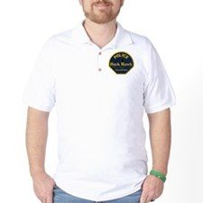 Black Hawk Police T-Shirt