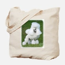 Poodle Miniature 9Y212D-071 Tote Bag