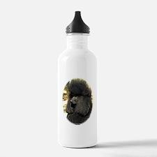 Poodle Standard 9F5D-02 Water Bottle