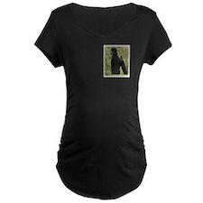 Poodle Standard 9Y181D-031 T-Shirt