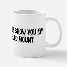 Full Mount Mug