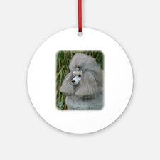 Poodle Toy 9F28D-09 Ornament (Round)