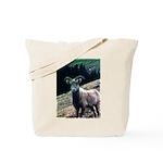 Mountain Sheep Tote Bag