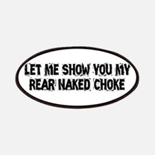 Rear Naked Choke Patches
