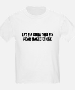 Rear Naked Choke T-Shirt