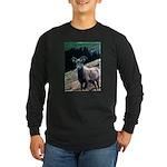 Mountain Sheep Long Sleeve Dark T-Shirt