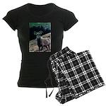Mountain Sheep Women's Dark Pajamas