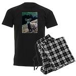 Mountain Sheep Men's Dark Pajamas