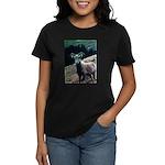 Mountain Sheep Women's Dark T-Shirt