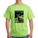 Mountain Sheep Green T-Shirt