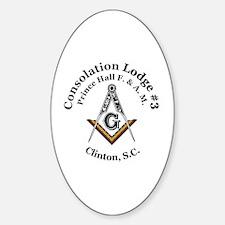 Consolation Lodge #3 Decal