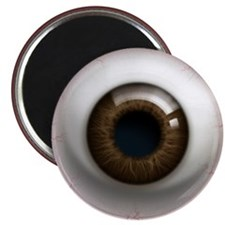 The Eye: Brown, Dark Magnet