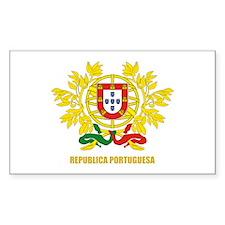 Portuguese COA Decal