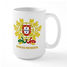 Portuguese COA Mug