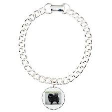 Pomeranian 9R042D-47 Bracelet