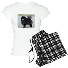 Pomeranian 9R042D-47 Pajamas
