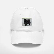 Pomeranian 9R042D-47 Baseball Baseball Cap