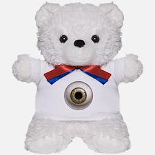The Eye: Brown Teddy Bear