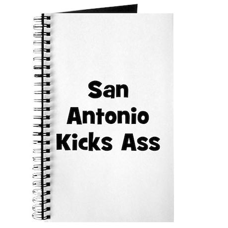 San Antonio Kicks Ass Journal