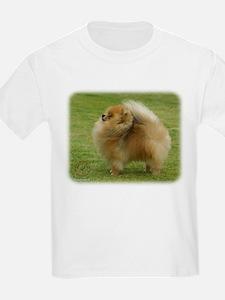 Pomeranian 9T072D-001 T-Shirt
