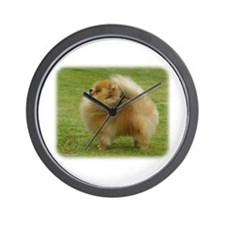 Pomeranian 9T072D-001 Wall Clock