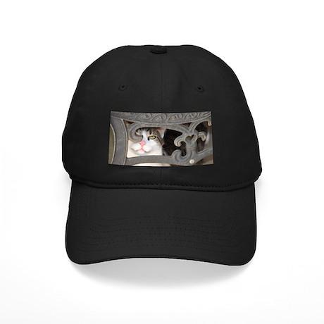 Boris Kitty Curls Black Cap