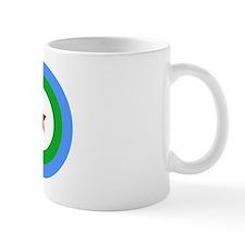 Djibouti Roundel Mug