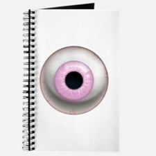 The Eye: Pink, Light Journal
