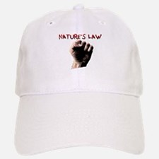 Natures Law Baseball Baseball Cap