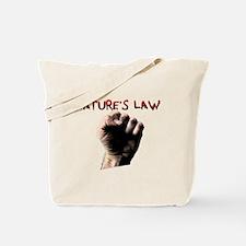 Natures Law Tote Bag
