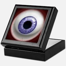 The Eye: Lavender Keepsake Box
