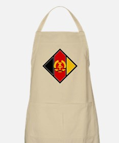East Germany Roundel Apron