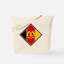East Germany Roundel Tote Bag
