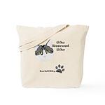 BorisKitty.com Who Rescued Wh Tote Bag