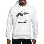 BorisKitty.com Who Rescued Wh Hooded Sweatshirt
