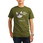 BorisKitty.com Organic Men's T-Shirt (dark)