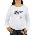 BorisKitty.com Women's Long Sleeve T-Shirt