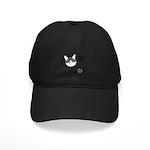 BorisKitty.com Black Cap
