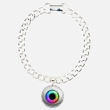 The Eye: Rainbow Bracelet