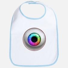 The Eye: Rainbow Bib