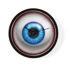 The Eye: Electric Wall Clock