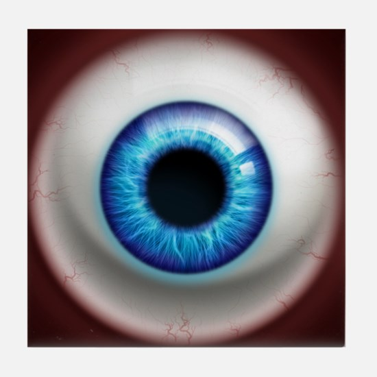 The Eye: Electric Tile Coaster