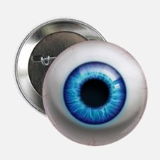 """The Eye: Electric 2.25"""" Button (10 pack)"""