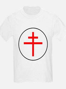 Free French Roundel T-Shirt