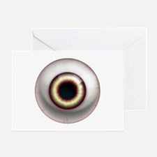 The Eye: Possessed Greeting Card